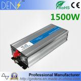 12V/24V à 240V 50Hz 1500W outre d'inverseur pur de pouvoir de véhicule d'onde sinusoïdale de réseau avec la sortie d'USB