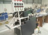 Bandes de machine de bordure foncée de PVC/un moulage quatre