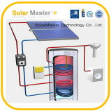 2016 nuevos calentadores de agua solares del tubo de vacío