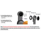Colección de CA multifuncional herramienta eléctrica de Wih de polvo (NZ30-01)