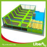 Parque interno do Trampoline das crianças de Liben para a alameda de compra
