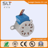 12V DC 4 phases aimant permanent Gear Box Stepping Motor