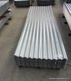 Chapa de aço galvanizada mergulhada quente de /Corrugated da telhadura