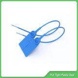 Selos ajustáveis do plástico, selo plástico da inserção do metal 300mm por muito tempo
