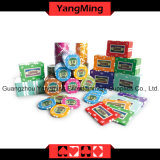 Crown Clay Poker Chips Set 760PCS (YM-TZPK005)