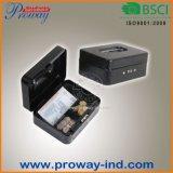 키 (C-200MC)를 가진 편리한 현금 돈 상자