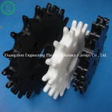 CNC Machined Plastic Nylon Star Wheel