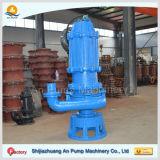 Pompe de dragage de sable submersible centrifuge lourd de bateau