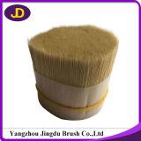 60%-90% brin blanc blanchi par cheveu de porc de dessus pour le balai d'artiste