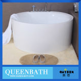 Vasca da bagno rotonda di massaggio della stanza da bagno del Regina-Bagno