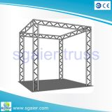 fiera commerciale Booth di 10*10feet Aluminum Exhibition Truss Display