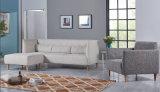 セットされる現代優雅なデザインホーム居間ファブリックソファー(HC095)