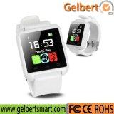 Gelbert Bluetooth elegante reloj de pulsera teléfono del compañero de Ios Android