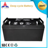 Batería solar de plomo del ciclo profundo para el sistema eléctrico