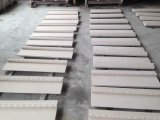 Crema Moca Limestone Slab for Line