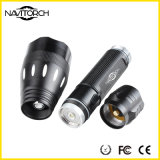 300 lúmens Waterproof a tocha do diodo emissor de luz do CREE XP-E da exploração (NK-17)