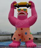 Рекламирующ Inflatbles, Giant Balloon Gorilla для Advertisement (K2029)