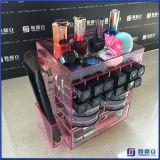 Spinnender Lippenstift-Aufsatz erstklassiger drehender Lipgloss Acrylhalter