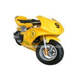 Горячий мотоцикл с воздушным охлаждением