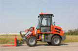 Everun New 2016 Design 0.8ton Mini Front Loader Er08 con Ce Approved da vendere