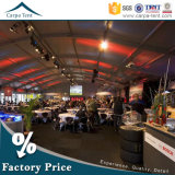 Lourd-rendement en aluminium Dome Roof Tent de Structure 25m*40m Durable pour Exhibition