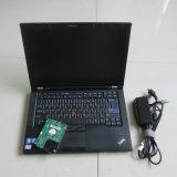 Icom A2 para la herramienta de diagnóstico auto de BMW con la computadora portátil T410