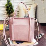 2017명의 최신 판매 디자이너 PU 숙녀 핸드백 도매 여자 운반물 핸드백 Sy7725