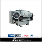 Trasformatore di potere del trasformatore dei 3 colpetti trasformatore di olio di 3 fasi