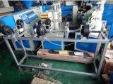 Труба проводника гибкия металлического рукава PE PVC Coated делая машину