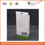 Rectángulo eléctrico respetuoso del medio ambiente modificado para requisitos particulares del cepillo de la cara de la impresión