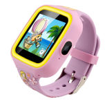 Kinder Smartwatch Telefon mit Kamera-Gleichlauf dem GPS-lbs