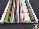 Alto tubo resistente de la fibra de vidrio de la elasticidad y del ácido y del álcali