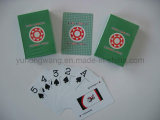 Cartão de jogo de papel por atacado do cartão do jogo, jogo de mesa