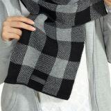 Chapeaux de Beanie d'Earflaps tricotés parhiver avec l'écharpe