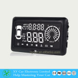 Carro Hud Head Display com TPMS Tire Pressure Xy-Ht230e