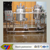 200L Milk Breakfast Maker/ Milk Batch Pasteurizer