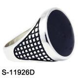 Anel de prata da jóia do projeto 925 novos com esmalte (S-11926, S-11927)