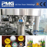 Botella de cristal automática Pequeña Micro Craft Beer Máquinas de llenado