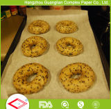 Doppio Sides Silicone Coated Oven Paper per Baking Tray Lining