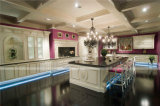 Mini mobília Home modular da cozinha/armário de cozinha americano luxuoso do estilo
