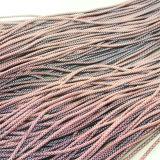 特別な編みこみのロープのレースの大きさ