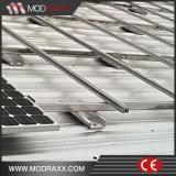 Estructura de montaje de aluminio amistosa del panel solar de Eco (XL116)