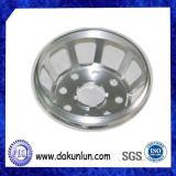 Kundenspezifisches CNC-zentrales Maschinerie-Aluminium/Messingteile