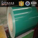 Chapa de aço & bobina revestidas cor da construção