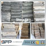 Nero/grigio/colore giallo/mattonelle di pavimento di pietra naturali arrugginite dell'ardesia per la pavimentazione esterna dell'interno, parete
