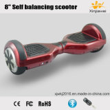 "MehrfarbenClassic 6.5 "" Self Balancing Electric Scooter mit Silicone Rubber"
