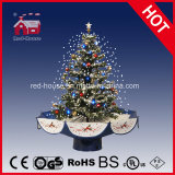 2015 schneiendes Christmas Tree mit Umbrella Base