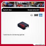 Коробка переключателя для штанги предупредительного светового сигнала (KZQ-008)
