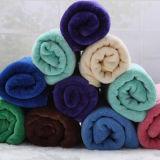 Conjuntos de toalha de cabelo de microfibra 100% de alta qualidade para SPA (DPF10766)