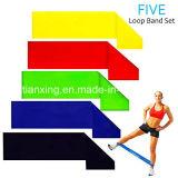 Spannkraft-Übungs-Widerstand-Band-Regelkreis-Gymnastik-Yoga Crossfit Stärken-Gewicht-Training